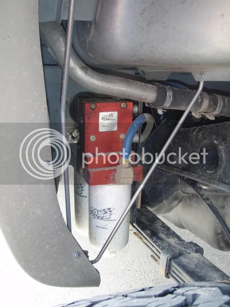 Dodge Fass Install