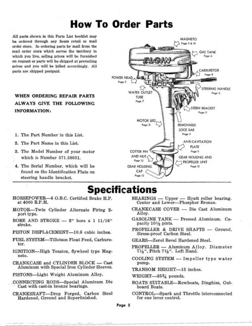 small resolution of elgin outboard dedicated to the green elgins 1946 1956 elgin outboard repair manual