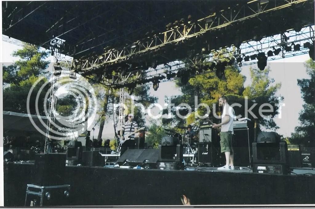 Mogwai @ Rockwave 2004