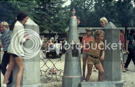 ca 1971, uitstapje Vaals