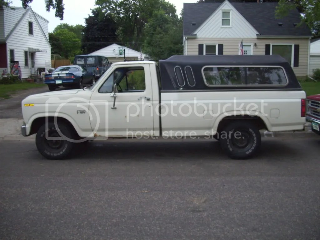 hight resolution of post a picture of your 1980 1986 f series truck archive ford truck fanatics