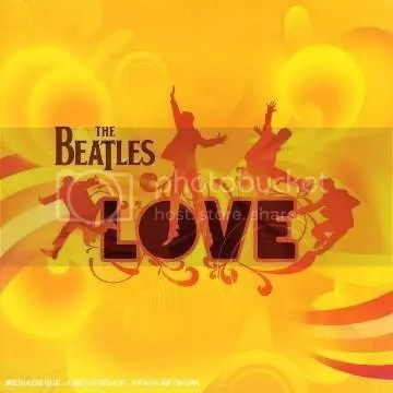 The Beatles - Love Album