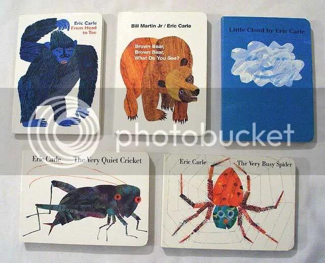 Eric Carle Books