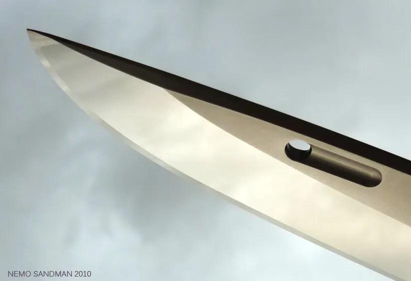 Rockstead Higo Blade