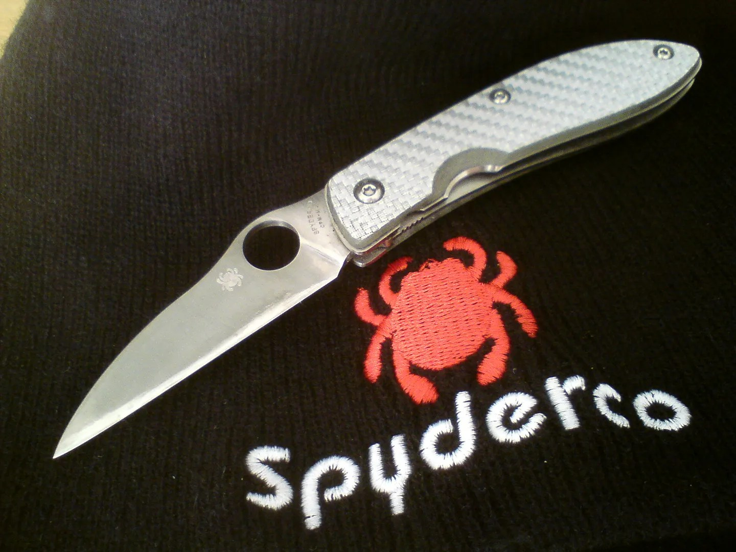 Spyderco Air by JD