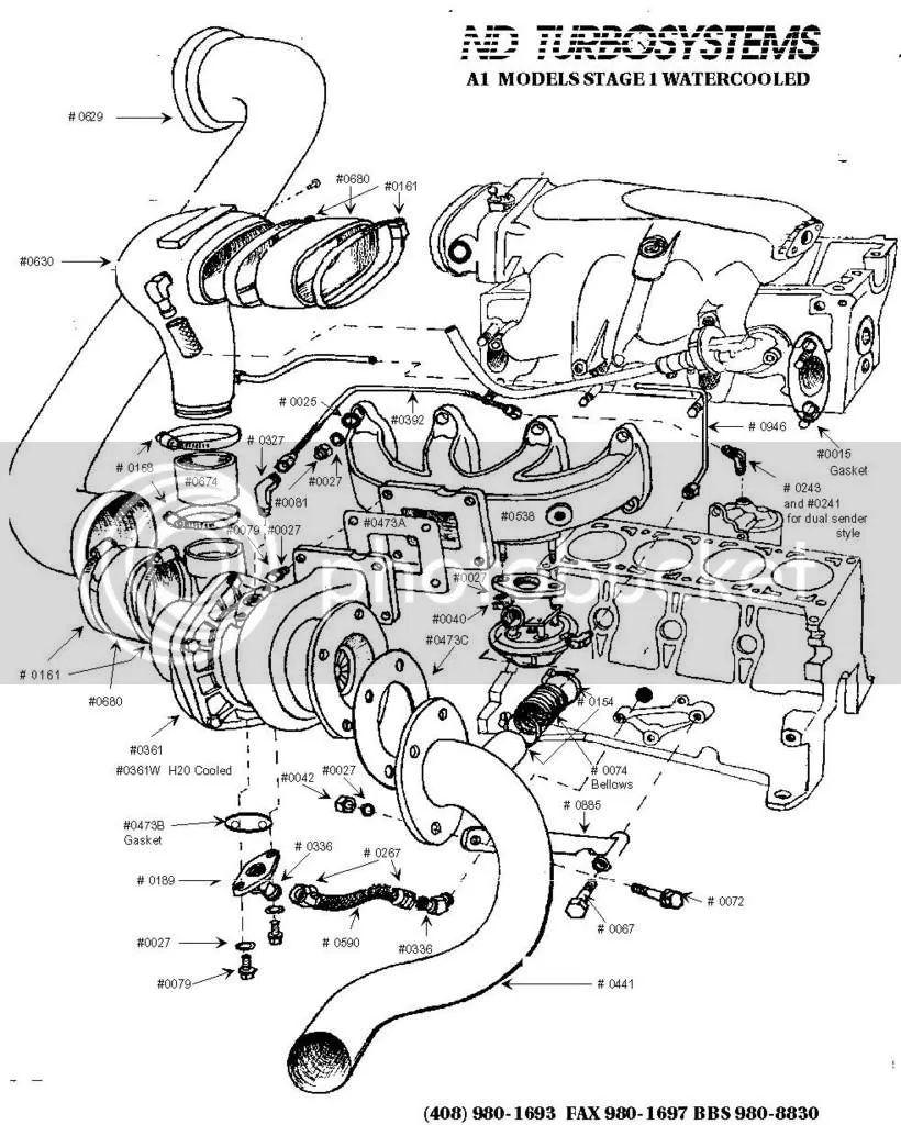 volkswagen turbo sel engine diagram