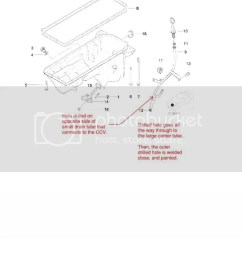 how to test clean redesign the original bmw dipstick guide tube bmw m54 engine diagram http wwwbimmerfestcom forums showthreadphp [ 791 x 1024 Pixel ]