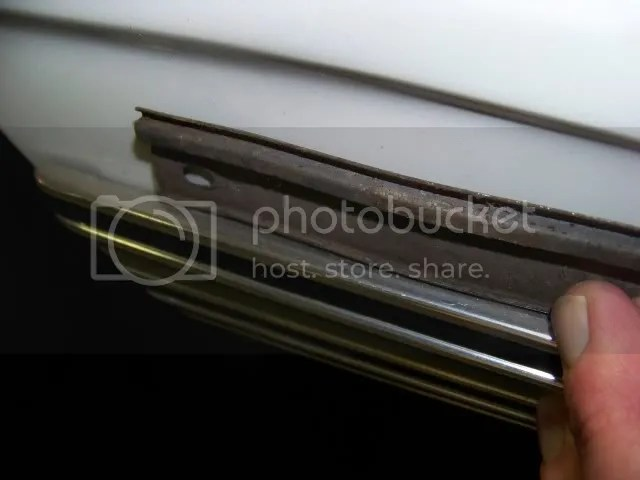 Rocker molding clips  Chevy Nova Forum