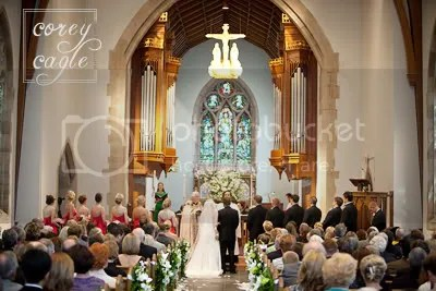 St James Episcopal Church Wedding Photo By Crcagle