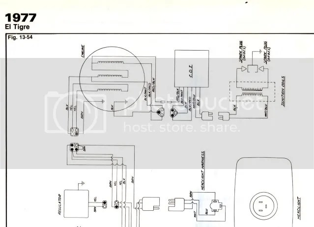 Arctic Cat Tigershark Wiring Diagram Arctic Cat Tigershark