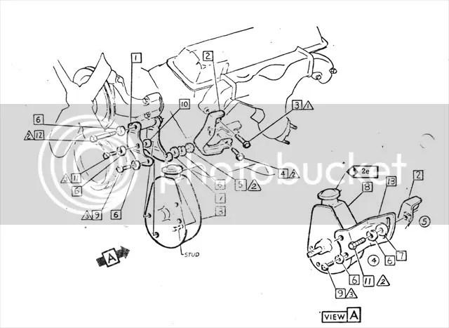Power Steering Bracket Help! Small Block/Long Water Pump