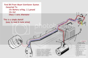 Simplified Wiring Diagram Images  Frompo