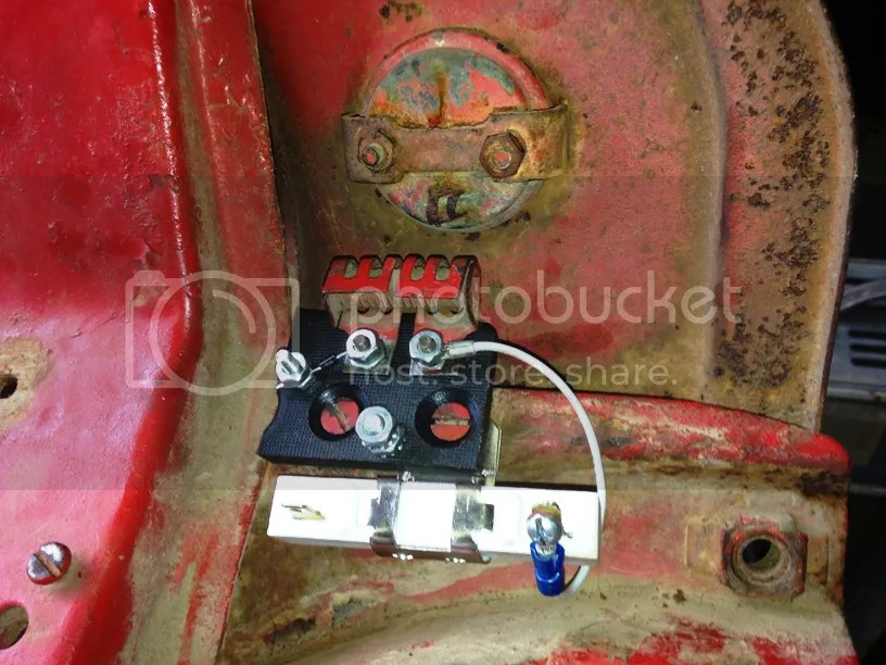 Ford 8n Tractor Wiring Dia