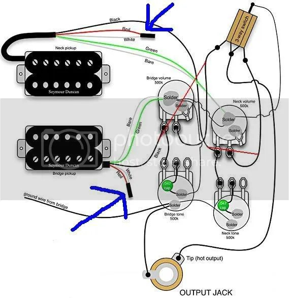 wiring diagram for epiphone sg special wiring schematic diagram