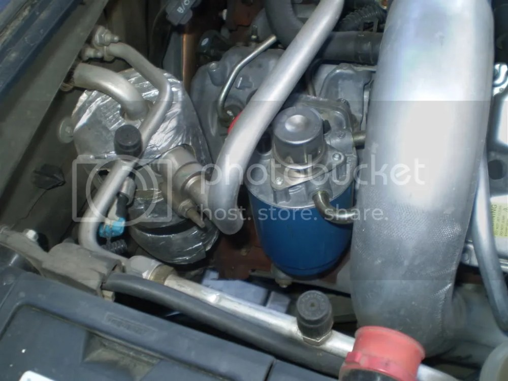 medium resolution of duramax fuel filter replacement