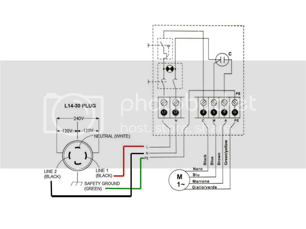 small resolution of 220v 3 wire sub panel wiring diagram
