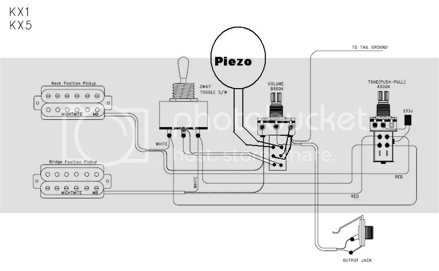 Piezo Pick Up Wiring Diagram Grado Wiring Diagram