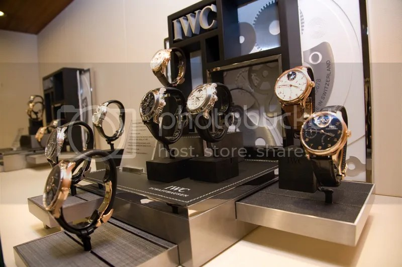 IWC Complication Collection at Ace & Dik Jewelers.