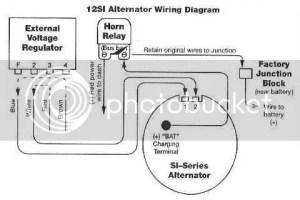 Wiring 67 with HEI,powermaster Mini starter  Chevelle Tech