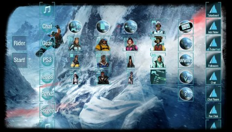 SSX PS3 theme | SnakeEyes Friex – Graphical Gamer