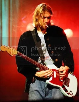 Kurt Cobain, Nirvana. photo BlogKurt.jpg