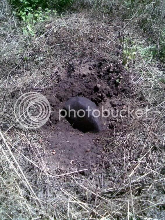 Meteoritul din Romania - Buzau