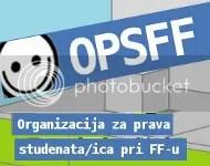 Blog Organizacije za prava studenata/ica pri Filozofskom fakultetu u Sarajevu (OPSFF)!