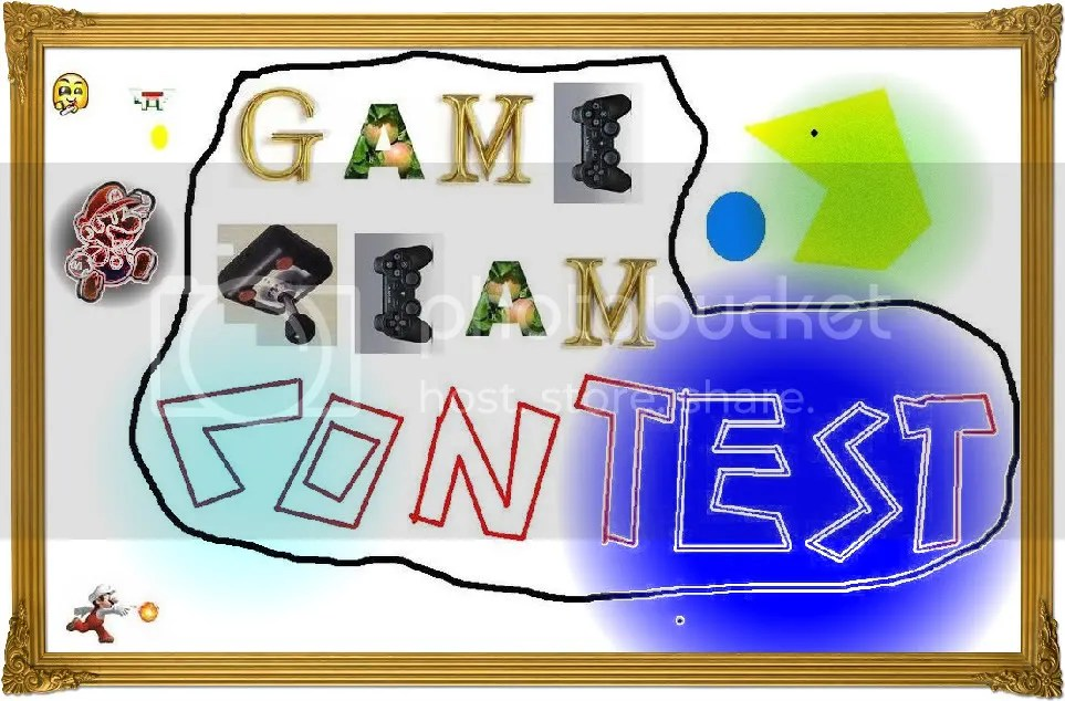 Game team\'s contest pic