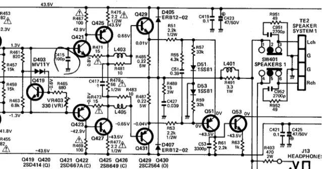 index 73 amplifier circuit circuit diagram seekiccom