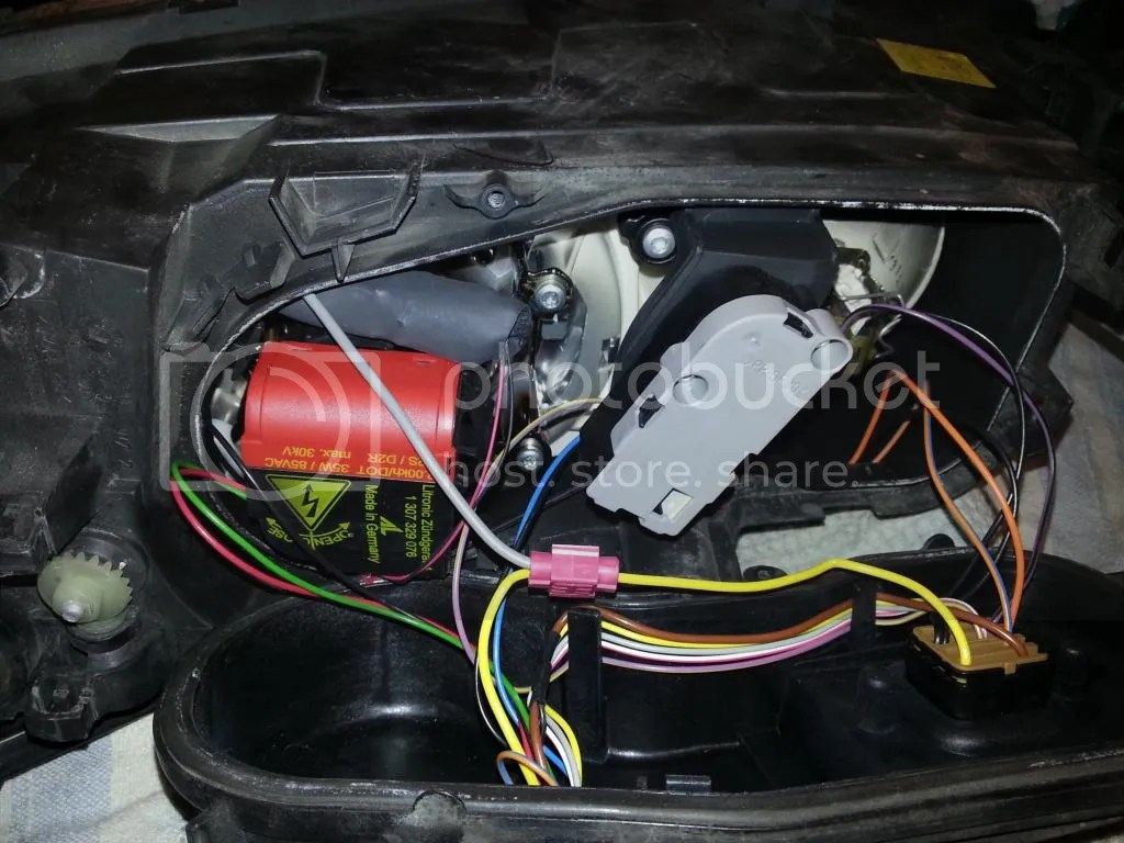 ford mondeo mk4 headlight wiring diagram 2007 cobalt lt stereo drl install with pictures lighting mk3