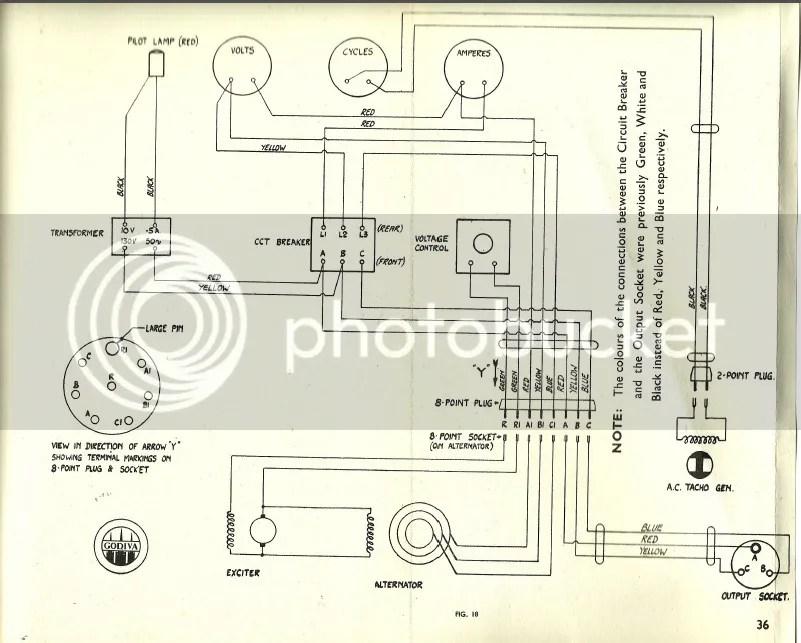 Lister Generator Wiring Diagram