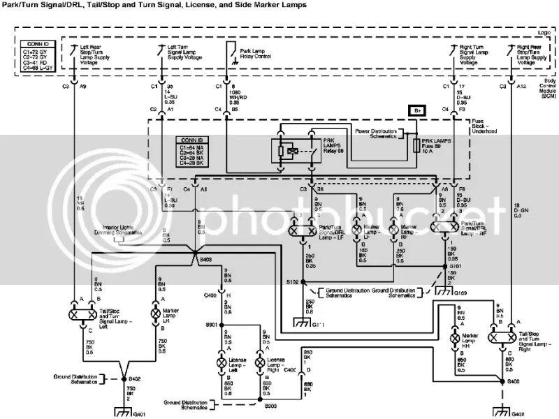 2006 hhr radio wiring diagram