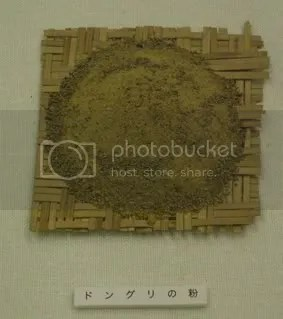 Acorngroundflour.jpg Acorn flour picture by Heritageofjapan