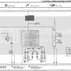 Land Cruiser Radio Wiring Diagram Quad Receptacle Electrical Diagrams Toyota Vdj79