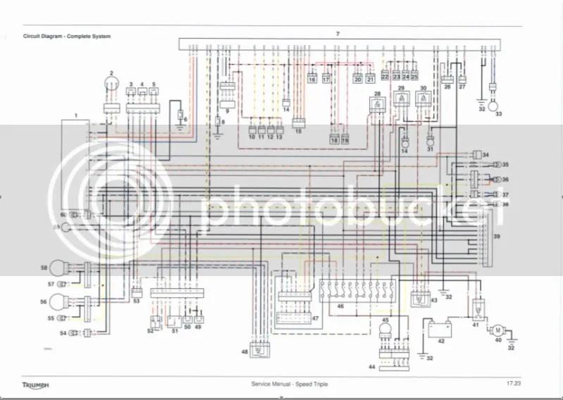 Schemi Elettrici In Inglese: Impianto elettrico corsaro