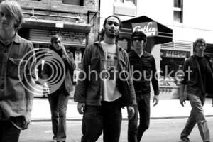 The Shackeltons -> Myspace