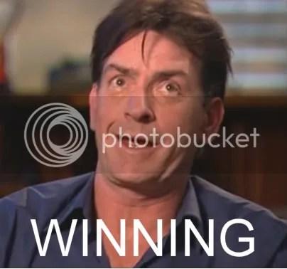 Winning !