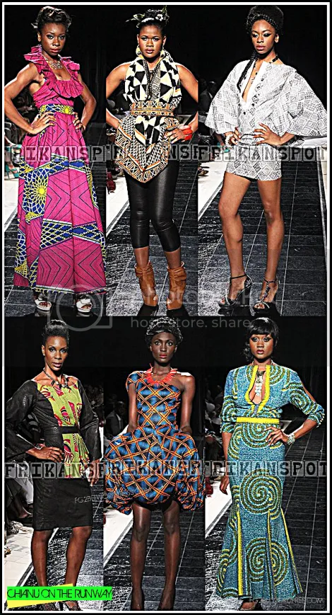 Chianu Africa Fashion Week NY 2010