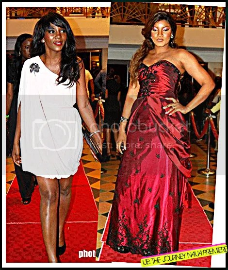 IJE The Journey Kicks Off Official Premiere with Omotola and Genevieve in Nigeria