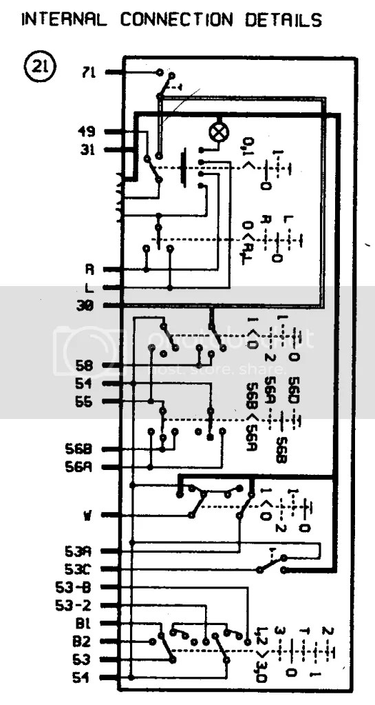 Mk3 fiesta stalks wiring diagram : Technical Problems