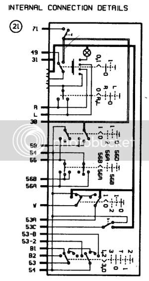 Mk3 fiesta stalks wiring diagram : Technical Problems