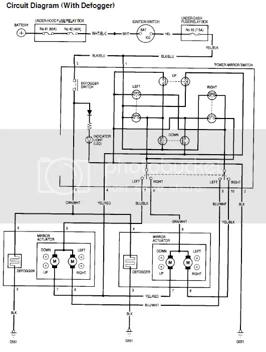 94 Accord Under Hood Fuse Box Diagram Is Gone, 94, Free