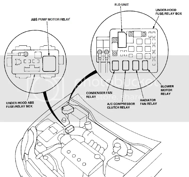 Suzuki Samurai 1987 Fuse Box Diagram