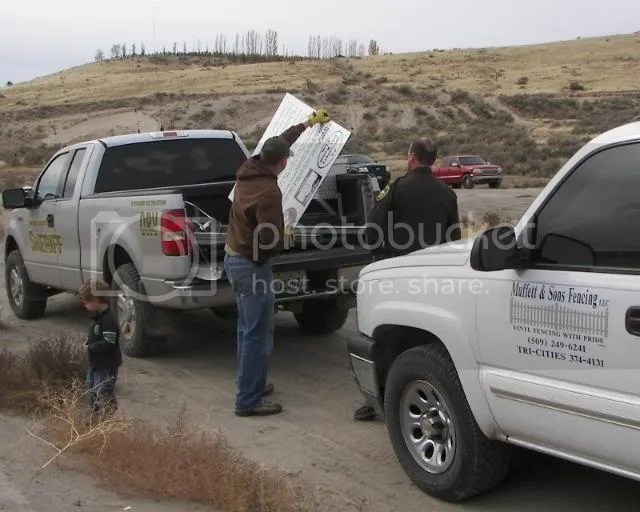 Photos: The Slab AKA Ranksville ORV Rules Sign Placement Run 123