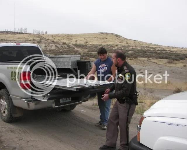 Photos: The Slab AKA Ranksville ORV Rules Sign Placement Run 134
