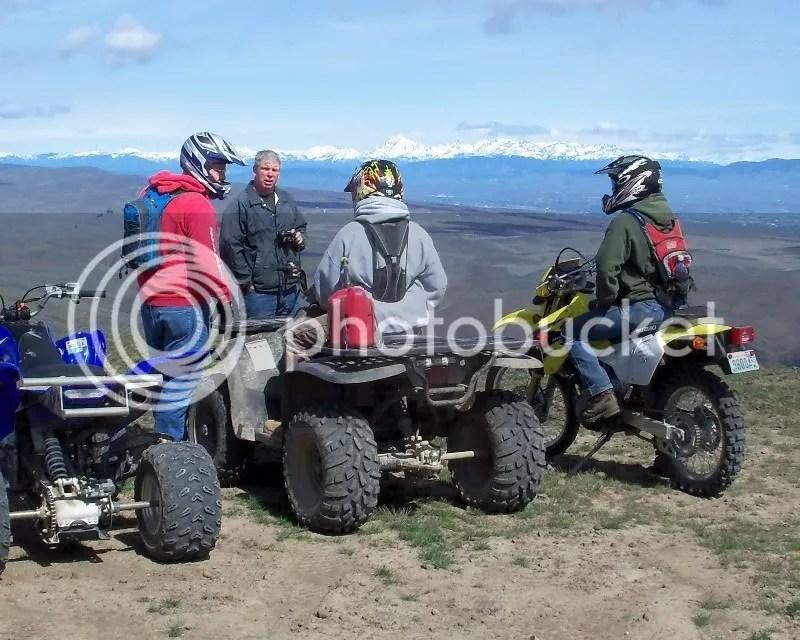 Photos: EWOR Wenas Wildlife Area Quad/Bike Run 9