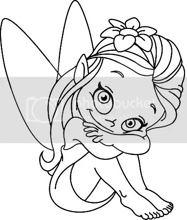 1062515-Clipart-Sitting-Fairy-Outline-Royalty-Free-Vector