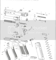 fotos glock 17 diagram wiring diagram loc glock 17 diagram by timesplitter88 on deviantart [ 883 x 1024 Pixel ]