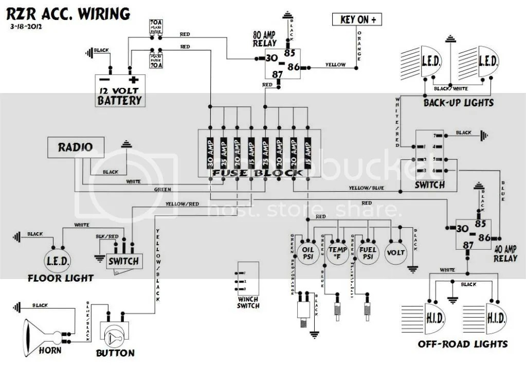 Wiring Diagram For 2015 Polaris Sportsman 570