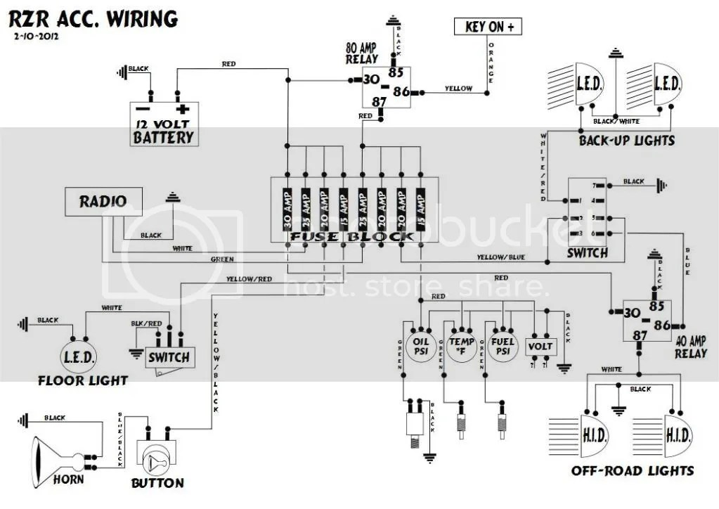 Polaris Ranger Xp 900 Wiring Diagram, Polaris, Get Free